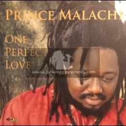 Blakamix-Lp-One Perfect Love / Prince Malachi