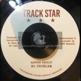 "Track Star-7""-No Problem / Danton Heslop"