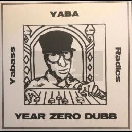 Hornin' Sounds-Lp-Year Zero Dubb / Yabass Yaba Radics 