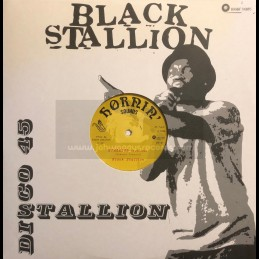 """Hornin' Sounds-12""""-Stallion / Black Stallion"""