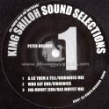 "King Shiloh Sound Selections 1-12""-Feat Peter Broggs - Vibronics - Ras Muffet & The Dub Creator"