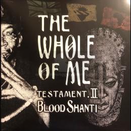 Aba Shanti I-Lp-The Whole Of Me-Testament II / Blood Shanti