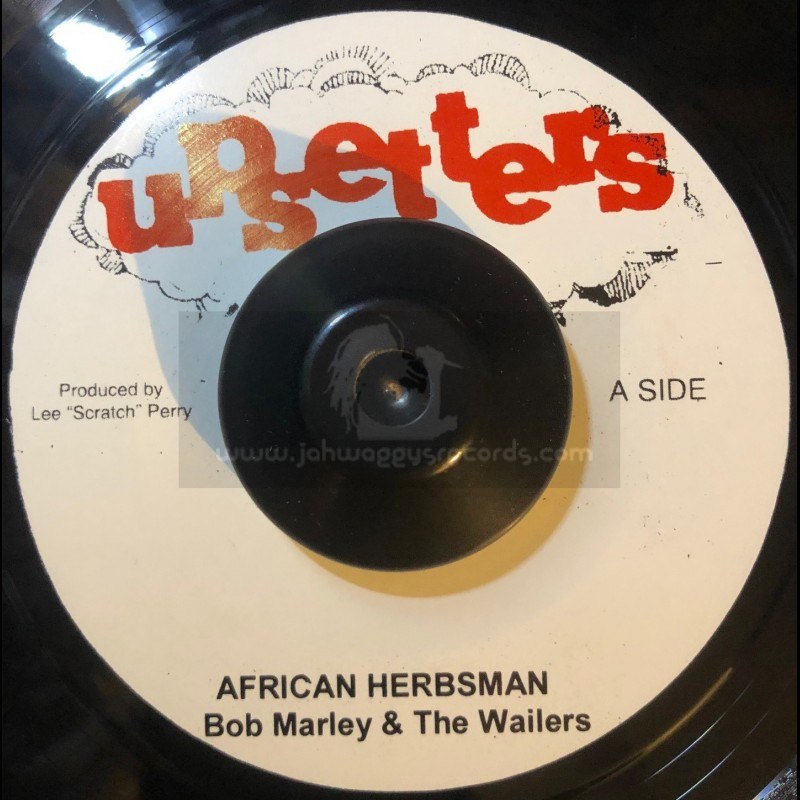 "Upsetters-7""-African Herbsman / Bob Marley & The Wailers"