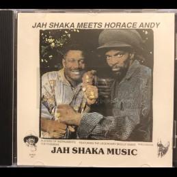 Jah Shaka Music-CD-Jah Shaka Meets Horace Andy