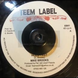 "Teem Label-7""-Hold Fast / Mike Brooks"