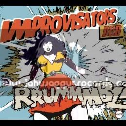 Improvisators Dub-Double LP-Rumble (2006)