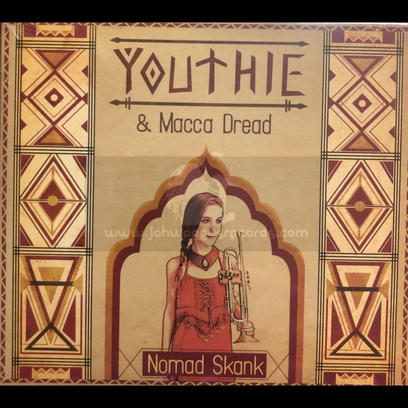 Youthie Records-CD-Nomad Skank / Youthie & Macca Dread