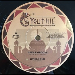 "Youthie Records-12""-Jungle Groove / Youthie & Macca Dread + Jaruco / Youthie & Macca Dread"