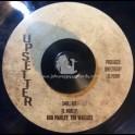 "Upsetter-7""-Small Axe / Bob Marley & The Wailers + All In One / Bob Marley & The Wailers"