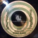 """Upsetter Records-7""""-Mr Brown / Bob Marley & The Wailers + Dracula / The Upsetters"""