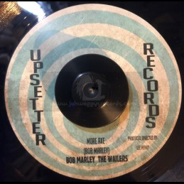 "Upsetter Records-7""-More Axe / Bob Marley + Axe Man / The Upsetters"