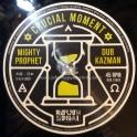 "Rough Signal Records-12""-Crucial Moment / Mighty Prophet & Dub Kazman"