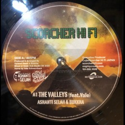 "Scorcher Hi Fi-12""-The Valleys / Ashanti Selah & Bukkha"