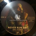 "DubShot Records-7""-Never Run Dry / Dre Island"