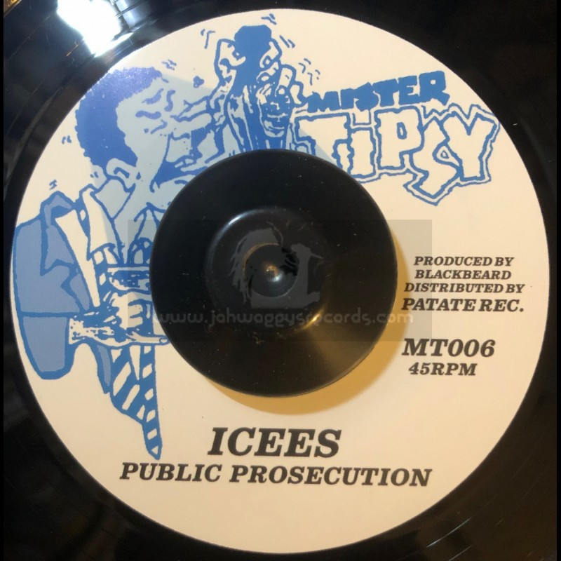 """Mister Tipsy-7""""-Public Prosecution / Icees"""