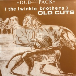 The Twinkle Brothers-LP-Dub Pack-Old Cuts / The Twinkle Brothers