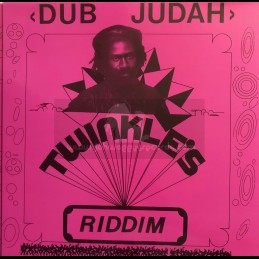 Twinkle Music-LP-Twinkles Riddim / Dub Judah