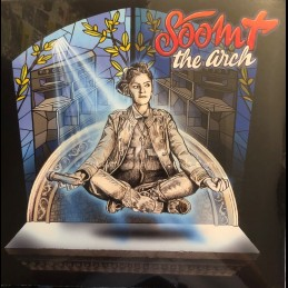 X-Ray Production-Lp-The Arch / Soom T