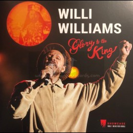 A-Lone Productions-Lp-Glory To The King / Willi Williams