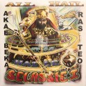 """Jahsolidrock-7""""-All Hail / Akae Beka & Ras Teo"""