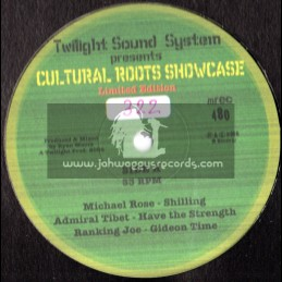 Twilight Sound System Presents A Cultural Roots Showcase-LIMITED EDITION (2006)