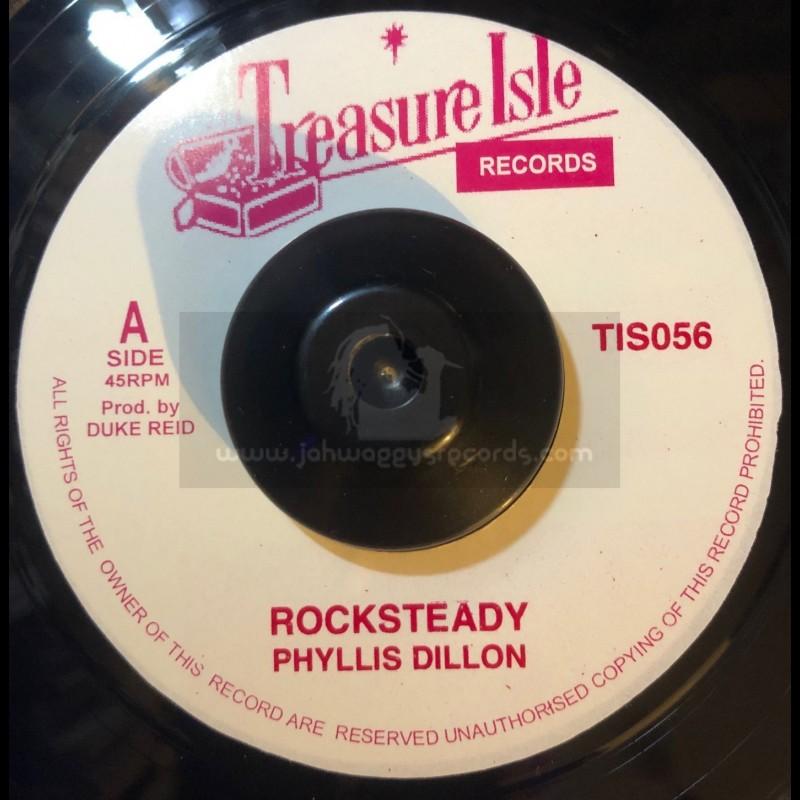 "Treasure Isle-7""-Rocksteady / Phyllis Dillon + Soul Rock / Tommy McCook & The Supersonics"
