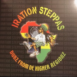 Dubquake Records-Lp-Dubz From The Higher Regionz / Iration Steppas