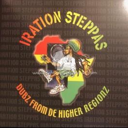 Dubquake Records-Lp-Dubz From The Higher Regionz / Iration Steppas