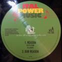 "Ital Power Music-12""-Reason / Tes Fa Siyon + Sadhu Tribe / M.Ital"