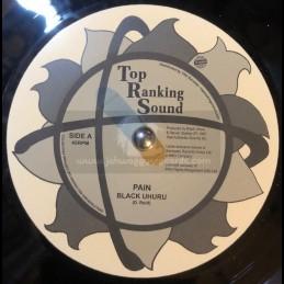 "Top Ranking Sound-7""-Pain / Black Uhuru"