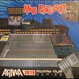 Ariwa-Lp-2019 Riddim And Dub Series / Mad Professor