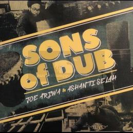 Ariwa-Lp-Sons Of Dub / Joe Ariwa & Ashanti Selah