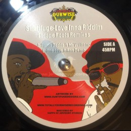"Totally Dubwise Recordings-7""-Ganja Dadda / Mr Williamz + One Love / Ras Demo"