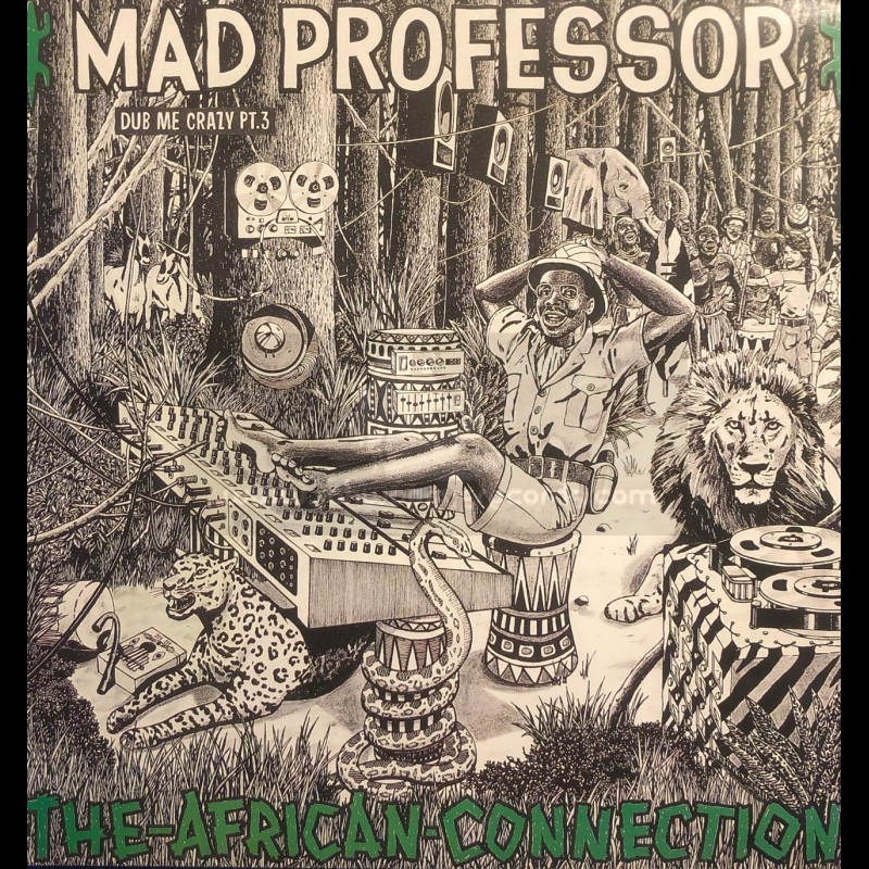 Ariwa-Lp-The African Connection / Mad Professor - Dub Me Crazy 3
