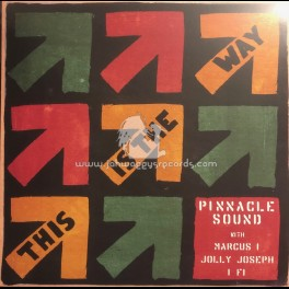 "Bat Records-12""-This Is The Way / Pinnacle Sound, Marcus I, Jolly Joseph, IFi"