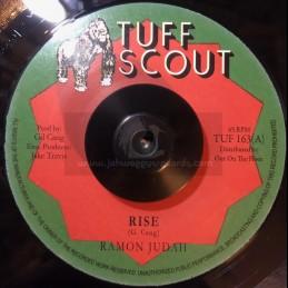 "Tuff Scout-7""-Rise / Ramon Judah"