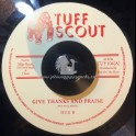 "Tuff Scout-7""-Everyday Thing / Hue b"
