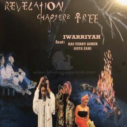 Iwa Records-Lp-Revelation Chapter Tree / Iwarriah Feat. Ras Terry Asher & Sista Zari
