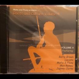 Mafia And Fluxy-CD-Mafia And Fluxy Presents Roots And Culture Volume 4