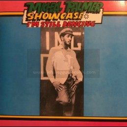 Iroko Records-Lp-I'm Still Dancing / Micheal Palmer