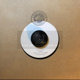 """Lion Charge Records-7""""-Foundation Rumble / Sabab + Fortified 45 / Sabab"""