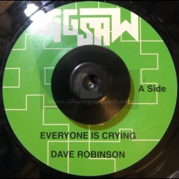 "Jigsaw-7""-Everyone Is Crying / Dave Robinson"