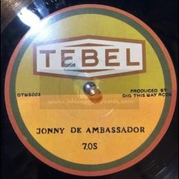 "Dig This Way-7""-7.05 / Jonny De Ambassador + 7.05 Dub / Krabah"