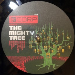 "G CORP MEETS THE MIGHY TREE-10""-LOVE OF JAH / JNR SAM"