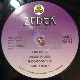 "Zedek-12""-Do Good / Ernest Wilson + Farwest Step / Harold Wolters"