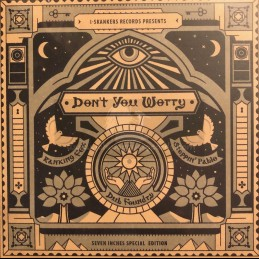 """I-Skankers Records-7""""-Don't You Worry / Ranking Fox"""