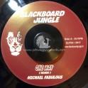 "Blackboard Jungle-7""-One Way / Michael Fabulous"