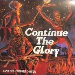 Noble Chanters Productions-Lp-Continue The Glory / Rapha Pico & The Noble Chanters