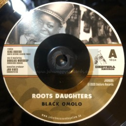 """Debtera Records-7""""-Roots Daugthers / Black Omolo"""