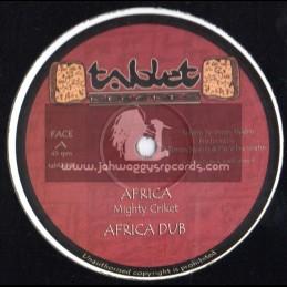"Tablet Records-12""-Africa / Mighty Criket + Abeba Dub / Simon Nyabin"